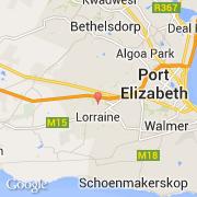 Port elizabeth south africa eastern cape visit the city map and weather - Port elizabeth afrique du sud ...