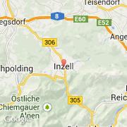 Inzell Karte.Stadte Co Inzell Deutschland Bayern Besuchen Sie Die Stadt
