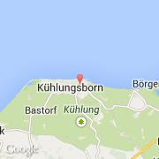 Carte Allemagne Kuhlungsborn.Villes Co Kuhlungsborn Allemagne Mecklenburg Vorpommern