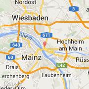 Mainz Kastel Allemagne Hessen Darmstadt