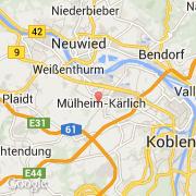 M lheim k rlich deutschland rheinland pfalz for Buromobel mulheim karlich