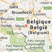 La louvi re belgique r gion wallonne - Meteo la louviere ...