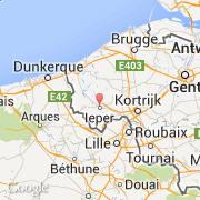 Ypres belgique r gion flamande flandre for Piscine ypres photo