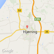 Karta Hjorring Danmark.Stadte Co Hjorring Danemark Danmark Besuchen Sie Die Stadt