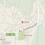Ciudadesco  Boiro Espaa  Galicia  Visita de la ciudad mapa