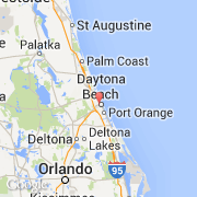 Ciudadesco Daytona Beach Estados Unidos Florida Visita De - Mapa florida usa