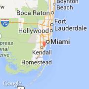 Ciudadesco Kendall Estados Unidos Florida Visita De La - Mapa de florida usa