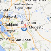 Ciudadesco Tracy Estados Unidos California Visita De La - Mapa de california
