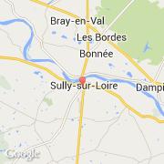 Sully sur loire france centre loiret for Sully sur loire code postal