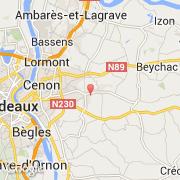 Ville de Tresses (Aquitaine)