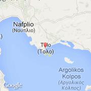 Griechenland Peloponnes Karte Deutsch.Stadte Co Tolo Griechenland Peloponnese Besuchen Sie Die