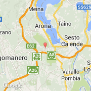 Carte Italie Novara.Villes Co Comignago Italie Piemonte Novara Visiter