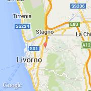 federnuoto toscana livorno map - photo#3