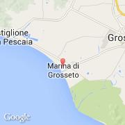 Carte Italie Grosseto.Villes Co Marina Di Grosseto Italie Toscana Grosseto