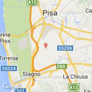 Pisa Karte.Stadte Co Pisa Italien Toscana Besuchen Sie Die Stadt Karte