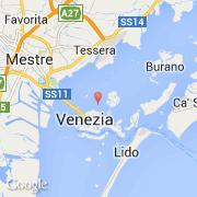 Carte Italie Burano.Villes Co Venezia Italie Veneto Venezia Visiter La