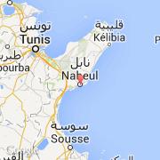 Tunis Carte Ville