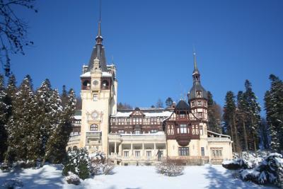 kloster sinaia rumänien