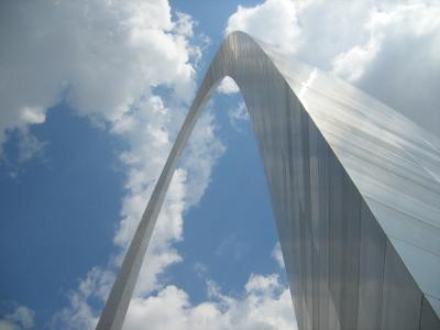 Ciudades Co Saint Louis Estados Unidos Missouri Visita De La